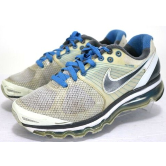 Revisión moneda marca  Nike Shoes | Nike Air Max Flywire Womens Running Shoes Size 9 | Poshmark